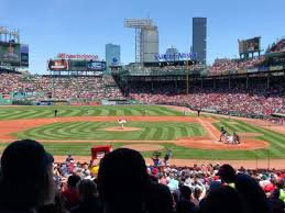 Fenway Park Seating Chart View 3d Fenway Park Section Grandstand 24 Home Of Boston Red Sox