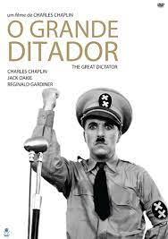 O Grande Ditador - Charlie Chaplin - Charlie Chaplin - DVD Zona 2 - Compra  filmes e DVD na Fnac.pt