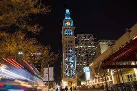 Downtown Denver Lights Night Lights Denver Will Stun During Its Opening 303 Magazine