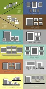 78 layouts for hanging photographs and