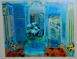 raoul dufy nice baie des anges from an open window credit judit neuberger