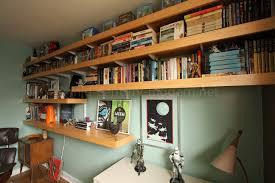 diy modern wall shelves