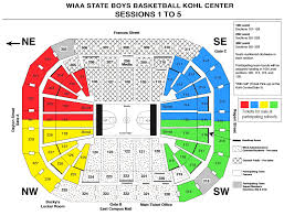 State Tournament Tickets Wisconsin Interscholastic