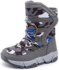Snow Boots - Boots / Girls' Shoes: Shoes & Bags - Amazon.co.uk