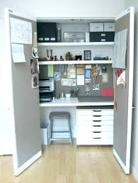 home office closet. Beautiful Closet Home Office Closet Organizer Medium Size Of Pretty Supply Storage Ideas Ce  P   On Home Office Closet