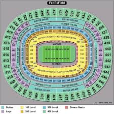 fedex field seat map washington s seating chart fedex field 502 x 501 pixels
