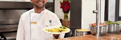 our chef prepares fresh cooked to order omelets