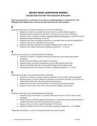 Example Of Essay Report Interview Questions Apa Format Sample Essay Transcript In