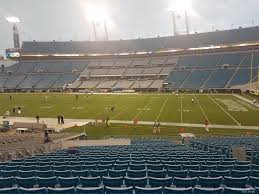 Tiaa Bank Field Seating Chart With Rows And Seat Numbers Tiaa Bank Field Section 106 Rateyourseats Com