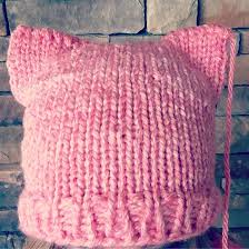 Pussyhat Pattern Fascinating Pussy Hat Project For Loom KnittersFree Pattern Loom Knitting