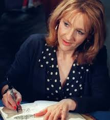 here s how j k rowling s first agent knew harry potter was a  tim sloan via getty images