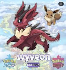 Another version if an eevee evolution.   Pokemon, Pokemon eeveelutions, Eevee  evolutions