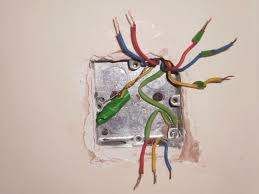 landing and bathroom light switch diynot forums below is the picture of the wires for the 2 way 2 gang landing switch