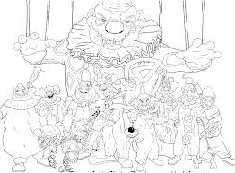 Chameleon Coloring Pages Download Chameleon Coloring Page Stock