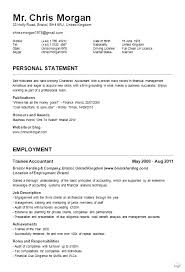 curriculum vitae examples jobcred blog example of a cv resume