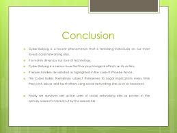 conclusion of cyber bullying essay stop cyber bullying bullying statistics