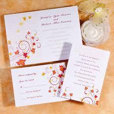 flat wedding invitations online,cheap flat wedding card uk Cheap Wedding Rsvp Cards Uk maple leaves burst flat wedding invitation uki085 cheap wedding rsvp cards and envelopes