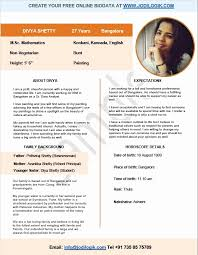 wedding bio exles inspirational biodata format for marriage 7 sles 2 bonus word templates wedding bio exles best of makeup artist