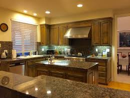Baltic Brown Granite Kitchen Craftsman Kitchen With Raised Panel Kitchen Island Zillow Digs
