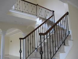 Wrought Iron Handrails Colonial Iron Works Iron Interior Handrails
