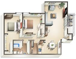 2 Bed 1 Bath Apartment In St Louis Mo Fieldpointe Of St Louis