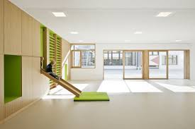 Decor Kindergarten Terenten Design By Feld40 Architects Modern New Architecture And Interior Design Schools Decor