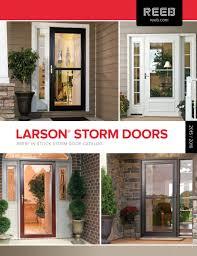 Reeb | Larson Storm Doors 2015/2016