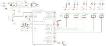 creating a custom pcb for the diy android home automation project