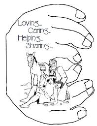 The Good Samaritan Coloring Pages The Good Coloring Page The Good