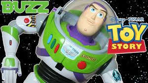 Toy Story Light Show Toy Story Giant Buzz Lightyear Talking Dancing Toy