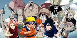 One Piece Anime Naruto
