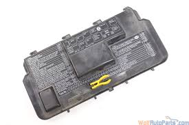 92 95 audi 90 b4 2 8l relay fuse box cover 8a0941801 156836 relay fuse box cover audi 80 90 cabriolet 8a0941801