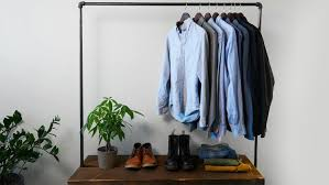 you can build this industrial clothes rack in a weekend we ll show you how