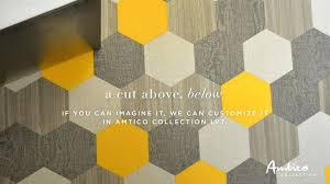 flooring hexagon luxury vinyl tile sheet