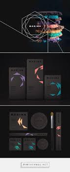 Logo Design Bradenton Madina Milano Packaging By Aline De Carvalho On Behance