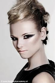 you be doing anything black swan makeup hair styling by hedda van den berg pretty eyes
