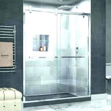 shower barn door style system sliding glass doors for tubs cost show barn door