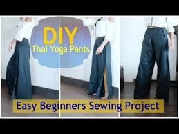 Wrap Pants Pattern Awesome DIY Open Leg Palazzo Style Wrap Pants Slit BEGINNERS Dupatta
