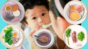 Cách nấu bột ăn dặm cho bé 6 tháng tuổi - WiKi Sức Khỏe Vàng