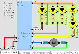 3145 wiring diagram for my märklin 3145