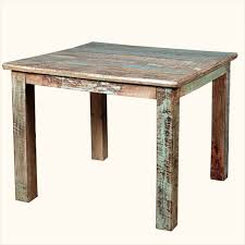Rustic Wooden Kitchen Table Kitchen Reclaimed Wood Kitchen Table With Regard To Staggering
