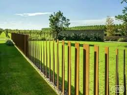 Corrugated Metal Fence Panels Decorative Metal Privacy Fence Panels