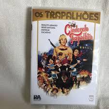 Dvd Cinderelo Trapalhão | Filme e Série Renato Aragão Produções Artísticas  Usado 22355310