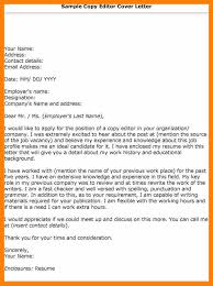 format of letter to the editor resume for copy editor job sales editor lewesmr