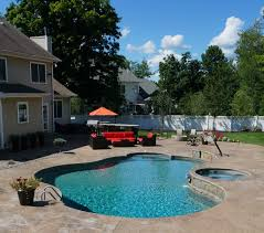 Gallery Inground Pools Hot Tubs Spas in Danbury CT Newtown