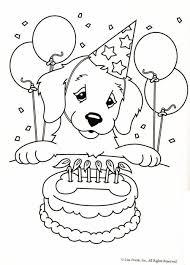 Dieren wij wellicht wel één van de mooie dingen om te tekenen. Kleurplaat Hond Verjaardagstaart Adult Coloring Pages More Pins Like This At Fosterginger Pinterest Kleurplaten Kinderkleurplaten Dieren Kleurplaten
