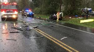 1 Killed In Head On Thurston County Crash Komo