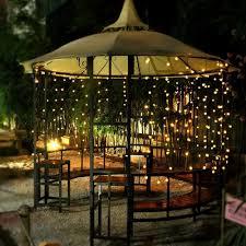com solar globe string lights addlon led fairy lights 20ft 30 led 2 work modes crystal ball ambiance lighting for outdoor garden