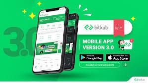 เว็บเทรด Bitcoin สัญชาติไทย Bitkub เปิดตัวแอพมือถือเวอร์ชันใหม่ คุยกับ  Support สด ๆ ได้ 24 ชั่วโมง - Siam Blockchain