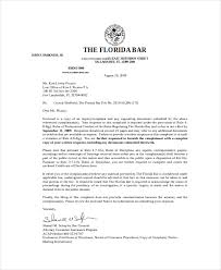 letter of rebuttal sample rebuttal letter template 5 free word pdf documents download